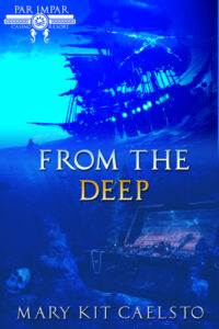 Book Cover: From The Deep: A Tale of Pirates & A Goddess